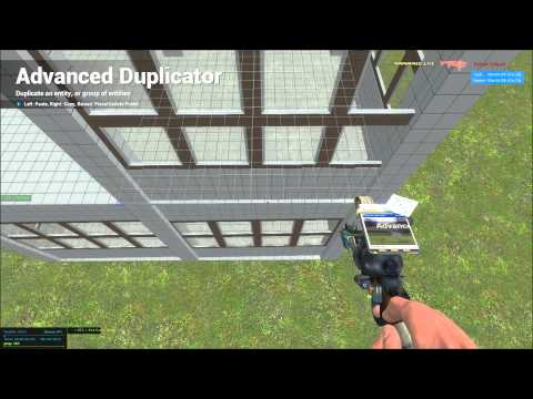 Garry's Mod Quick Build House - Building With Andrew 2