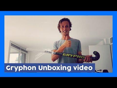 Gryphon Unboxing Video - Paul's Hockeyvlog #8 | Hockey Heroes TV