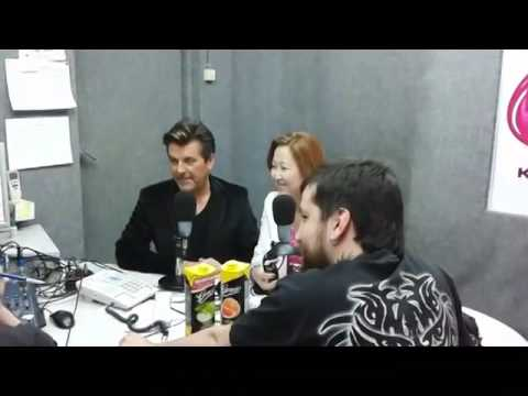 Thomas Anders. Interview. Retro FM radio Kyrgyzstan May 3, 2014