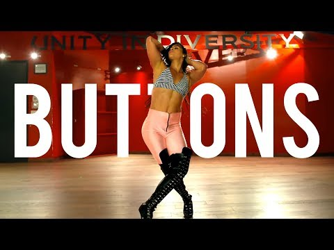 PUSSYCAT DOLLS  BUTTONS  CHOREOGRAPHY MICHELLE JERSEY MANISCALCO