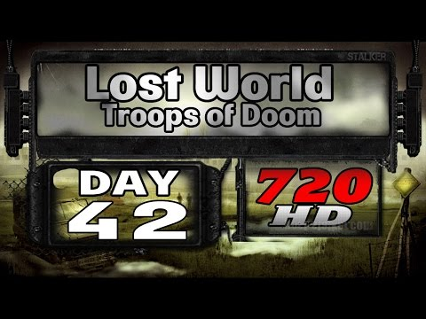 Lost World Troops of Doom - Day 42 [Боров]