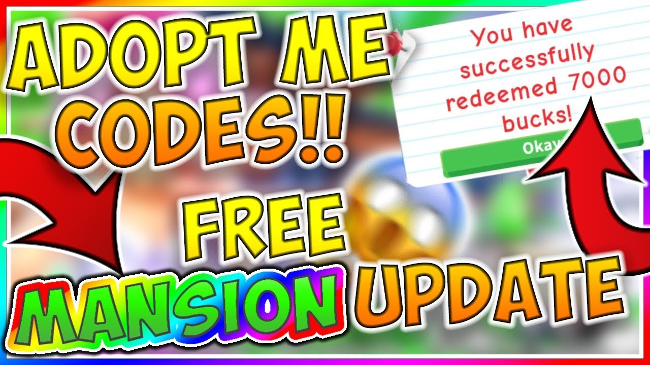 Codes For Adopt Me Roblox June 2019 | Free Robux Legit 2019 -