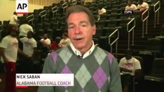 Ohio State vs Alabama 2015 Sugar Bowl Hype Video