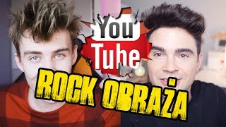 Rock obraża youtuberów...