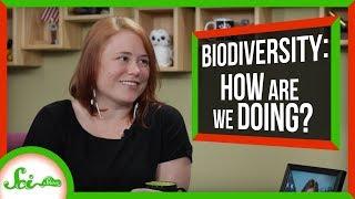 The IPBES Report with Brit Garner | SciShow Talk Show