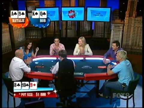 Natalie Blair : 2006 Celebrity Poker Challenge
