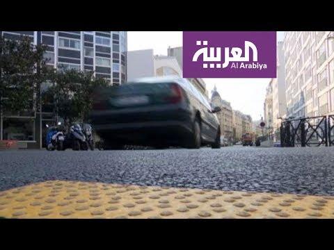 تعبيد 3 شوارع بمواد تقاوم الضجيج والحرارة في باريس  - نشر قبل 32 دقيقة