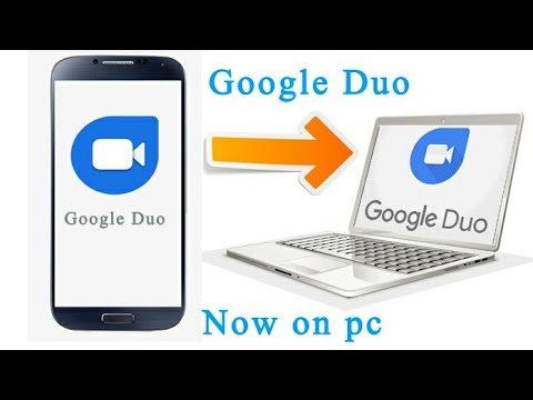 Duo Video Call On Pc // Easy Process