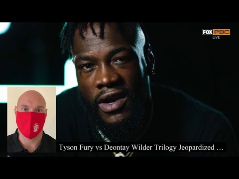 Is the Fury vs. Wilder 3 Fight Canceled?