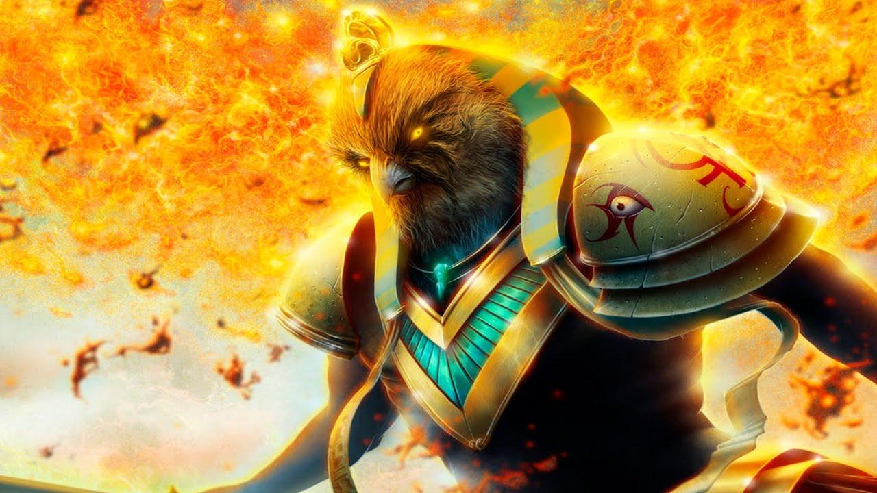 8 Dioses Principales Mitología Egipcia Youtube
