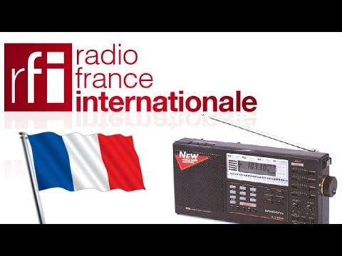 Euro DX - Radio France International