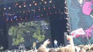 Killswitch Engage - My Curse - Live @ Download 2009