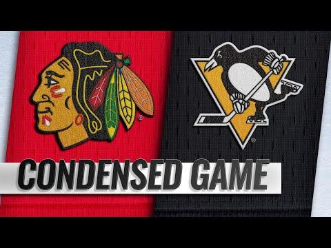 01/06/19 Condensed Game: Blackhawks @ Penguins
