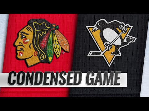 01/06/19 Condensed Game: Blackhawks @ Penguins