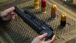 The Dboys is a very good bang for the buck grenade launcher. For un...