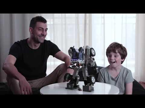 Robosen T9 - World's Most Advanced Programmable Robot
