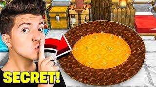 I Found Preston's SECRET Minecraft Portal!