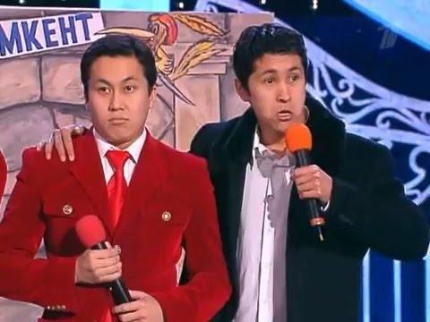 КВН Азия Микс: Начало — Сборная КБТУ (2007)