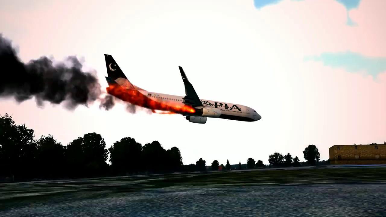 Pia 737 Crash In Sri Lanka Youtube