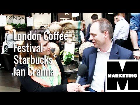Starbucks Ian Cranna Cold Brew Innovations And The London Coffee Festival