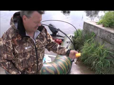 Обзор каркасного тента для лодок до 5 метров