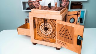 Solving The World's GREATEST Puzzle Box!! $20,000 (One of a Kind)