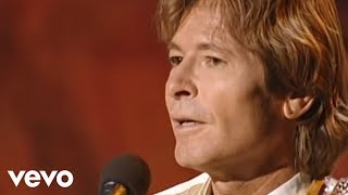 john Denver - Sunshine On My Shoulders (Official Video from The Wildlife Concert)