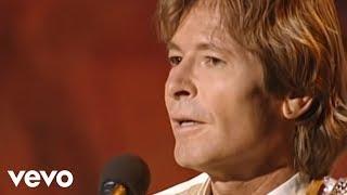 john Denver - Sunshine On My Shoulders (Official Video from The Wildlife Concert)