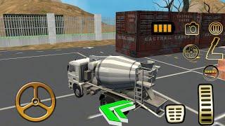 Video game mengemudi mobil truk molen - truck transport raw material android #2 download MP3, 3GP, MP4, WEBM, AVI, FLV Oktober 2019