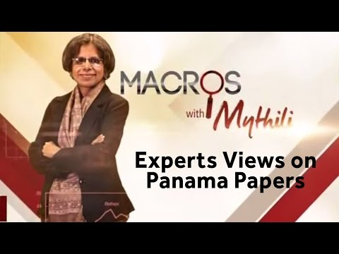 Experts Views on Panama Papers | Macros With Mythili