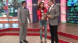 El Show del Vacilón - Entrevista a Laura Chimaras
