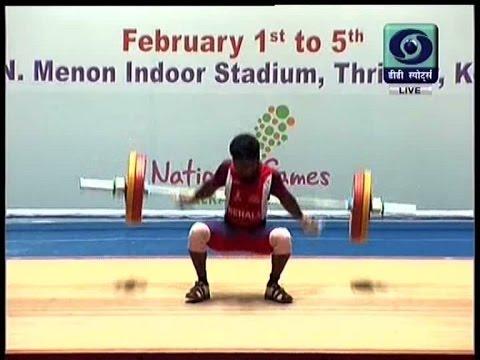 Kerala 35th National Games Opening & Lifting Fail Compilation