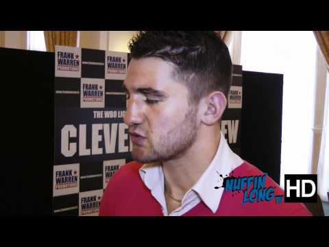 Pre fight interview with Nathan Cleverly (HD)