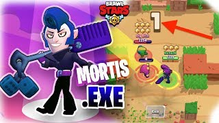 MORTIS.EXE Brawl Stars Funny Moments & Glitches #16
