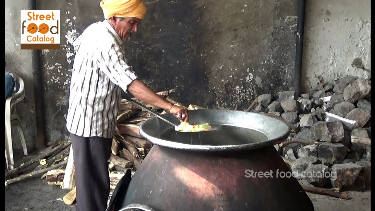 Indian HINDU Marriage VEG BIRYANI Prepared 500 People - Cooking in Veg  Biryani - Street Food Catalog