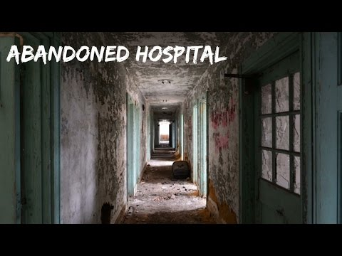 Abandoned Glenn Dale Hospital -#40