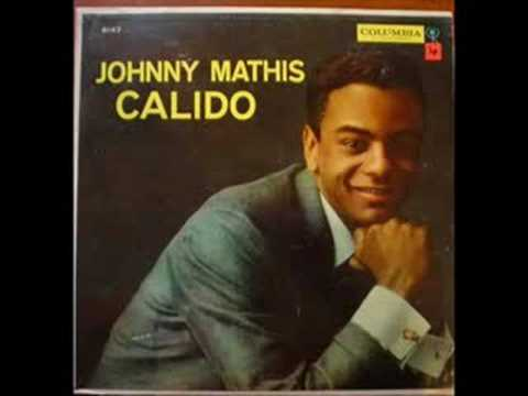 Johnny mathis song lyrics