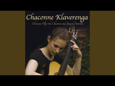 Chaconne from Violin Partita II, BWV 1004