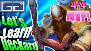 HOTS Deckard Cain Guide [MVP Gameplay]! Let's Learn Deckard Part 4 of 4! Deckard OP Support!