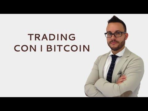 Trading con i bitcoin