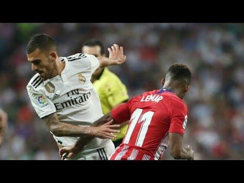 Dani Ceballos Vs Atletico Madrid   29.09.2018  