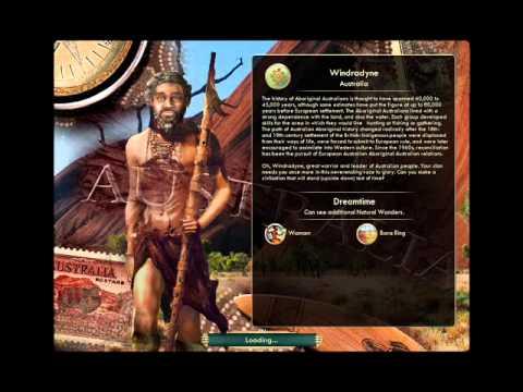 Australia (Windradyne) - Civilization V Customization Wiki