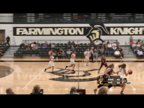 FHS Girls Basketball VS South Iron High School
