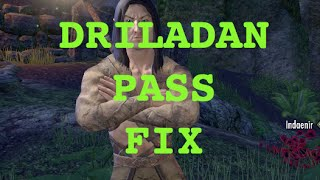 ESO Drive the Undead from Driladan Pass + Cleanse Dread Vullain PROBLEM FIX