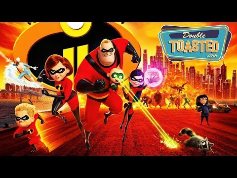 INCREDIBLES 2 MOVIE REVIEW – Was it better than the first film?