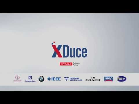 XDuce - Oracle Workforce Compensation Webinar