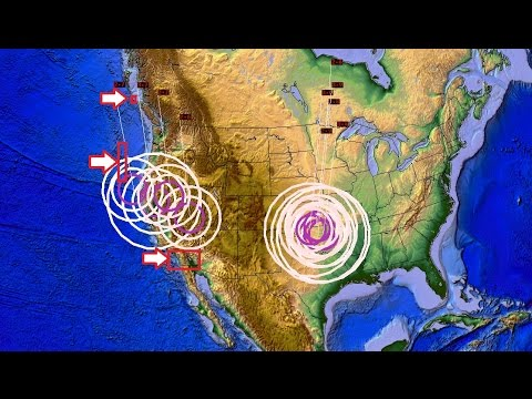 11/01/2015 -- Global Earthquake Forecast -- West Coast Warning , Yellowstone Fissure + Volcanoes