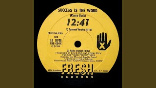 Success Is the Word (Success Dub)
