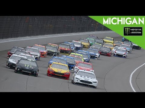 Monster Energy NASCAR Cup Series- Full Race -FireKeepers Casino 400