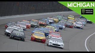 Monster Energy NASCAR Cup Series- Full Race -FireKeepers Casino 400
